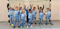 Irlbacher F-Jugend Turniersieger in Parkstetten