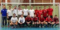 Seriensieger Allstars-Team Hallen-Dorfmeister 2016