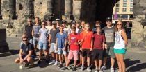 B-Jugend des SV Irlbach zu Gast in Luxemburg